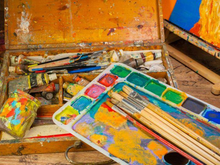 Gouache Paint vs Watercolor Paint vs Acrylic Paint
