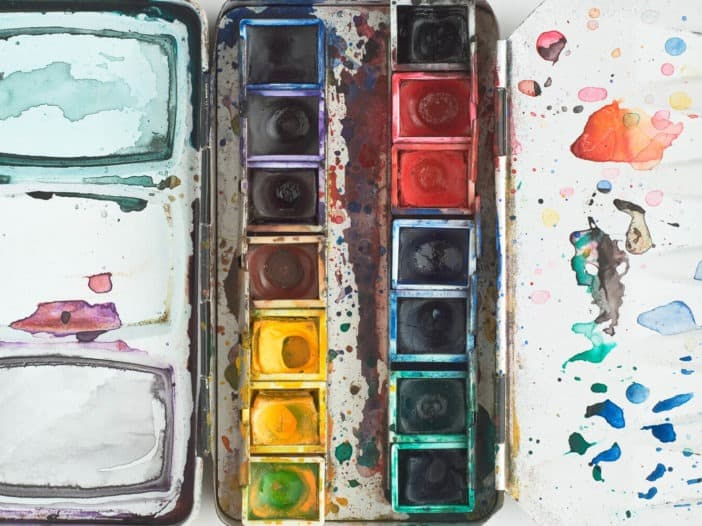 5 most popular watercolor mediums for artists
