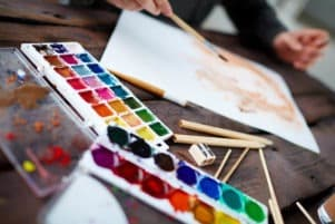 watercolor painting tips