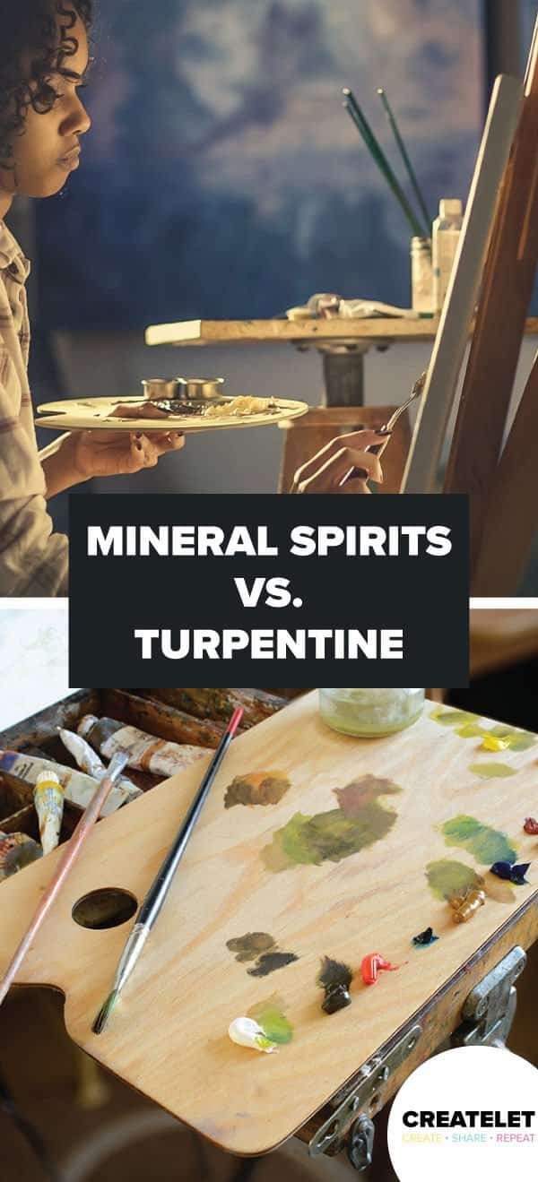 How Mineral Spirits & Turpentine Differ (Plus A Natural Alternative