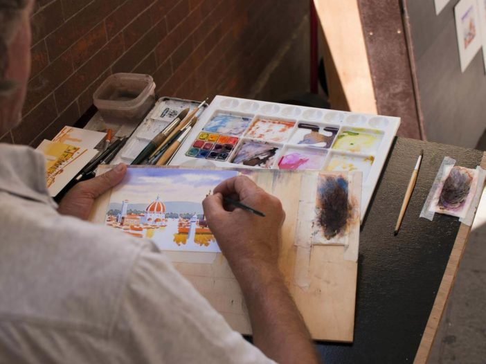 How To Keep Watercolor Paper From Warping