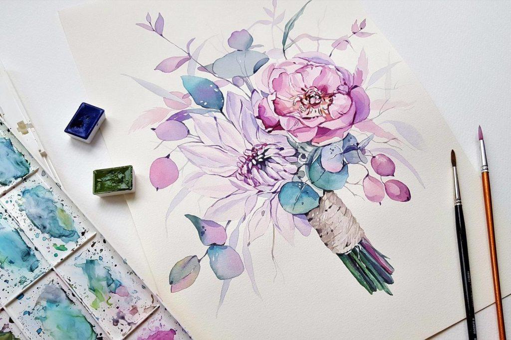 Best Watercolor Paper Of 2018 (Top Brand + Beginners + Plein Air)