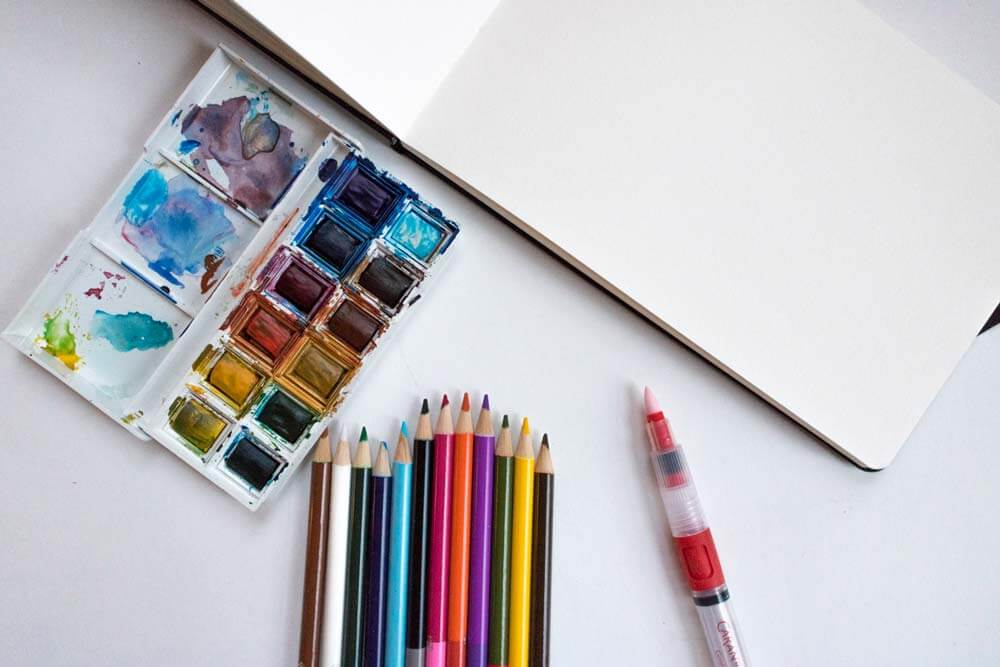 best watercolor pencils for artists