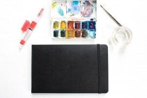 best watercolor sketchbook