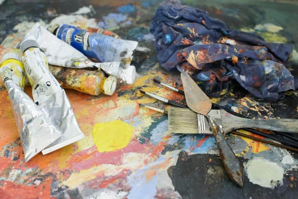 oil painting supplies that every artists should own beginner friendly