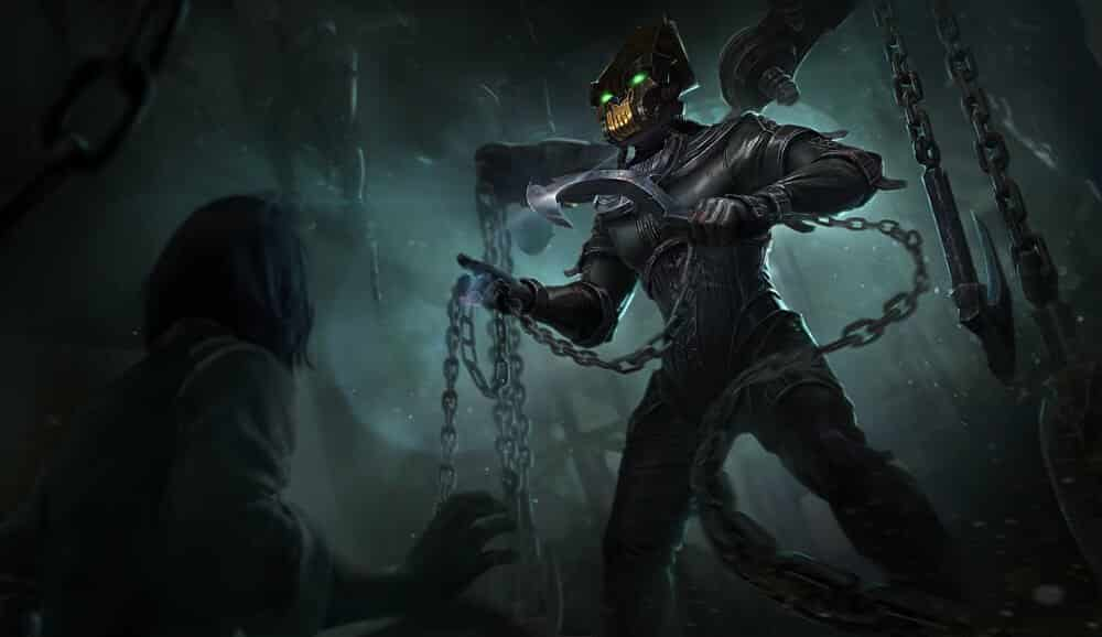 Vainglory: Churnwalker By - Mushk Rizvi