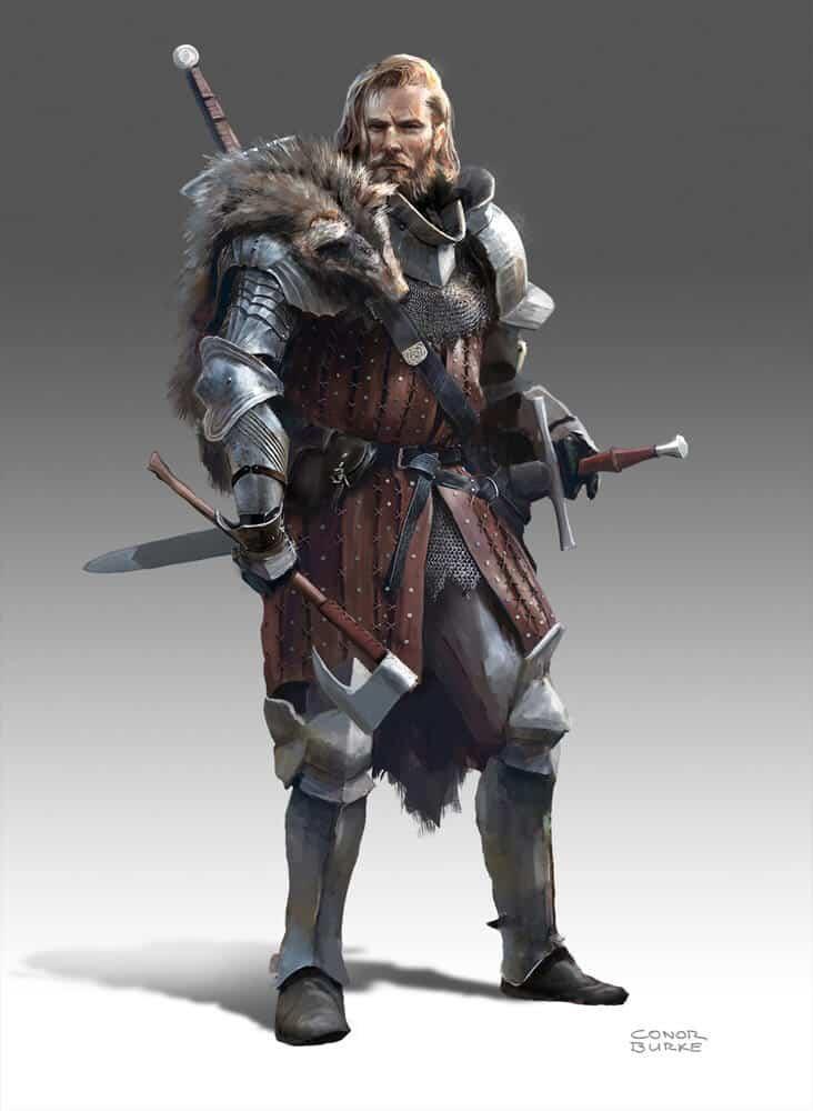 Knight By - Conor Burke