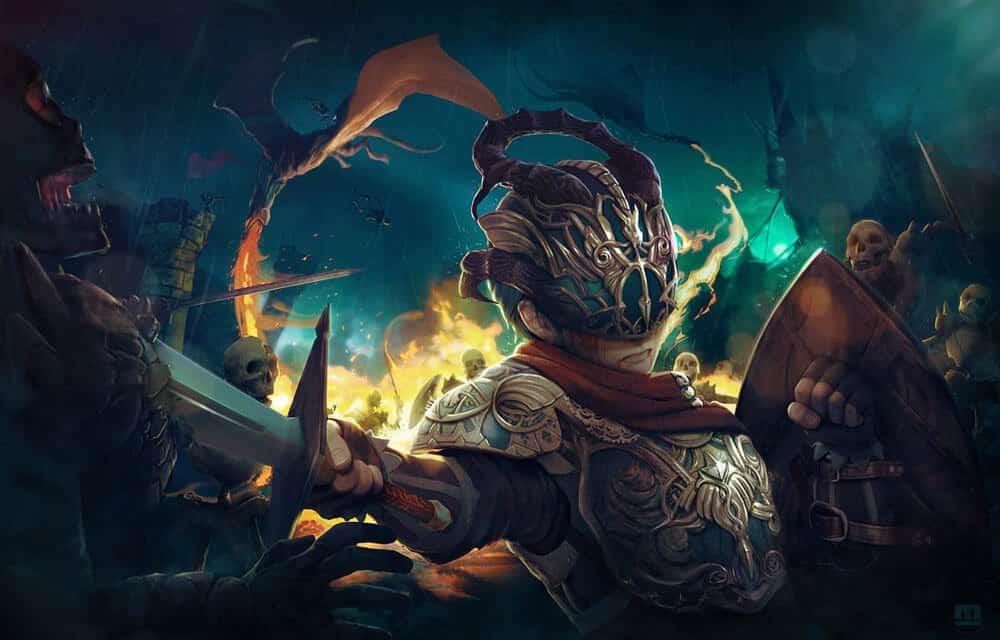 Dragon's Knight By - Max Berthelot