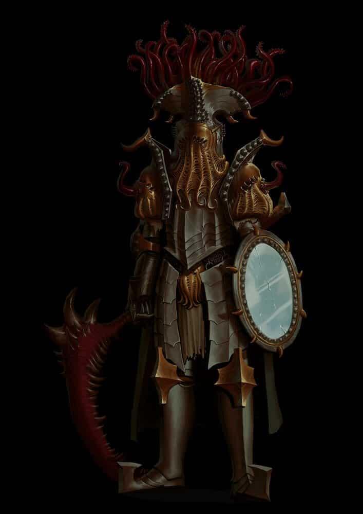 Eldritch Knight By - Alex Scrivener