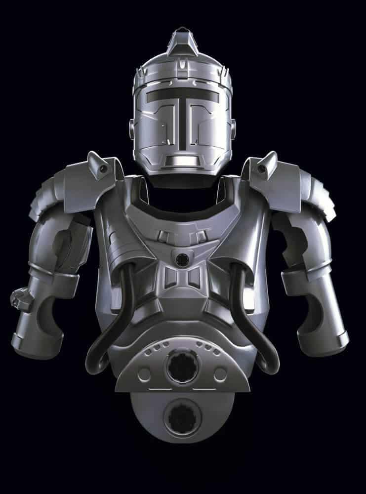 Futuristic Knight Armor By - Milyan Yelic