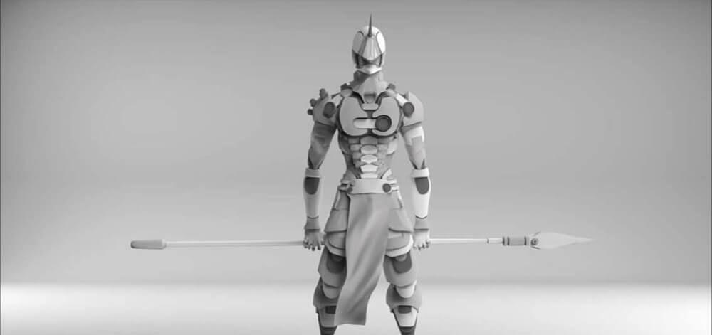 Dragoon Knight By - Chris Jones