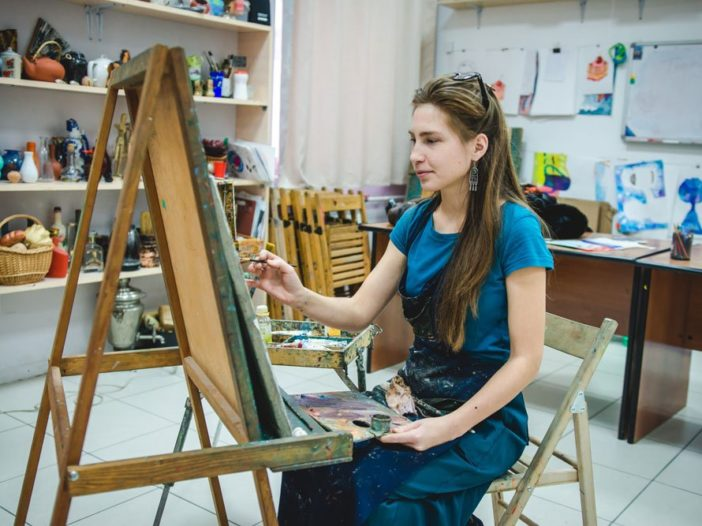 best art easel for painting