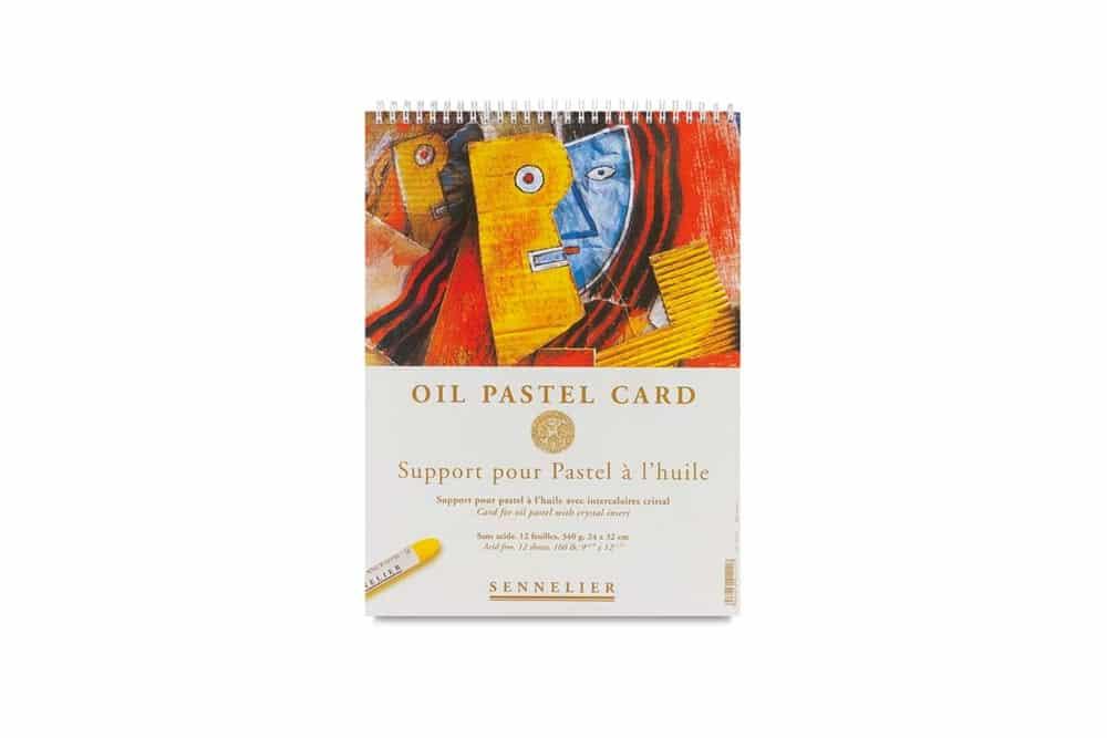 sennelier oil pastel paper
