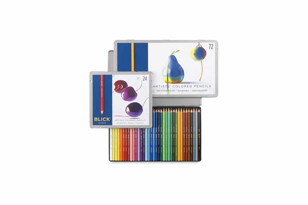 blick pencils