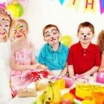 face paint for children parties